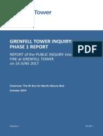 GTI - Phase 1 full report - volume 1