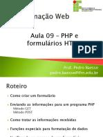 Aula 20- PHP e formularios em HTML.pdf