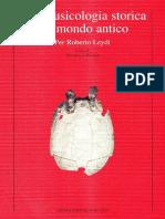 Donatella Restani - Etnomusicologia storica del mondo antico. Per Roberto Leydi-Longo (2006) (1)