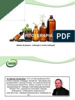 Slide - Fitoterapia