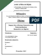 Impact des réformes bancaires sur l'intermédiation financière en Algérie.pdf