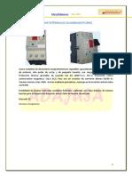 Información tecnica disyuntores Ver 201511