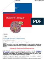 Quantenmedizin - Dr. E.G. F...