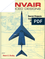 Convair Advanced Designs Secret Projects from San Diego 1923-1962