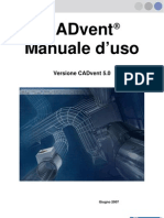 Manuale CADvent 5.0