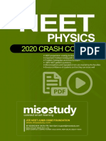 Crash Course NEET Sample eBook