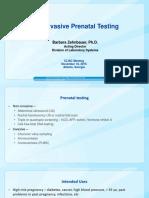 8_Zehnbauer_Non-InvasivePrenatalTesting_CLIAC_Nov2015