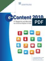 eContent_2010_repport
