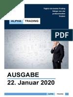 AlphaTrading-Börsenbrief22012020