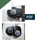 SFM Motor zerlegen