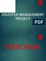 DISASTER MANAGEMENT PROJECT