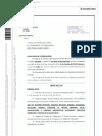 #Torrelodones Orden del día del Pleno del 2 de diciembre de 2010