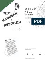 Cultura de Segurança - Auto-defesa na Era Digital (Facção Fictícia)