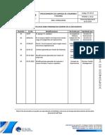 PT-OP-07 Proc  Limpieza de Camarines y Duchas Rev 06