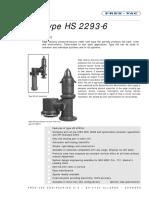 PV valve HS 2