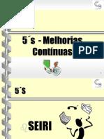 CURSO DE  5´S