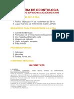 CONTENIDO TEMATICO PSA 2019