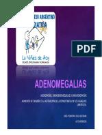 Adenomegalias