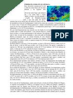 CÓMO ESTÁ COMPRENDIDO EL CLIMA EN GUATEMALA