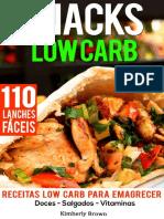 Snacks Low Carb 110 receitas.pdf