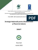 Strategia Privind Conservarea Diversitatii Biologice_DRAFT