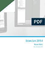 Deswik.Suite 2019.4 Release Notes.pdf