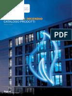 Catalogo dei prodotti FireClass versione a bassa risoluzione