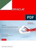 Flow Accounting Hub Cloud