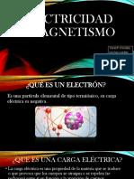 2019 electricidad y magnetismo