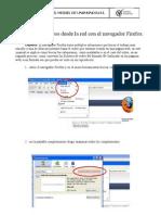 Como Bajar Videos de La Red Con Navegador Firefox