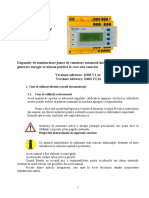 Manual VMD460 limba romana
