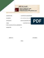 contrato  de allanamiento