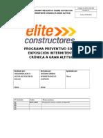 ELI.ESO.CMZ-004 PROGRAMA HIPOBARIA ELITE CONSTRUCTORES