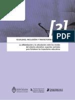 Fasciculo3 la alfabetización y la articulación entre los nieveles del sistema educativo.pdf