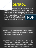 Control - PPT