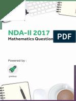 NDA-II 2017 Maths Question Paper (English).pdf-39.pdf