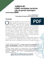 MARCHEZAN, E. Imersão e agência no webjornalismo_estratégias narrativas para a produção da grande reportagem multimídia