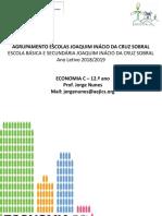 Crescimento económico e competitividade