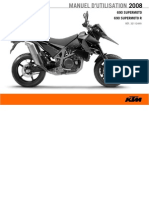 Notice KTM 690