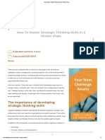 How to Master Strategic Thinking Skills in 5 Simple Steps.pdf
