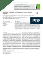 Development of poloxamer gel formulations via hot-melt extrusion.pdf