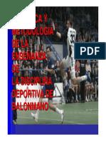 DIDACTICA Y METODOLOGIA DE LA ENSENANZA DEL BALONMANO.pdf
