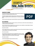 Eucaristía Don Bosco
