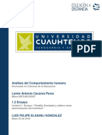 Lemis Antonio Cáceres Pérez 2.1 ensayo Familia, sociedad y cultura como determinantes del individuo.docx