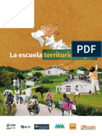 Escuela Territorio de Paz