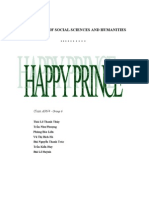 The Happy Prince Final