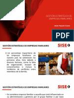 GESTIÓN ESTRATÉGICA DE EMPRESAS FAMILIARES