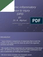 Systemic inflammatory response to injury chosen.ppt