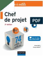 La boîte à outils du Chef de projet 2e ed.2017