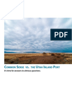 Inland port report on possible impacts of the development